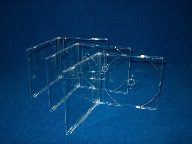 Jewel Case Maxi - CD, 1st Q (75 St)